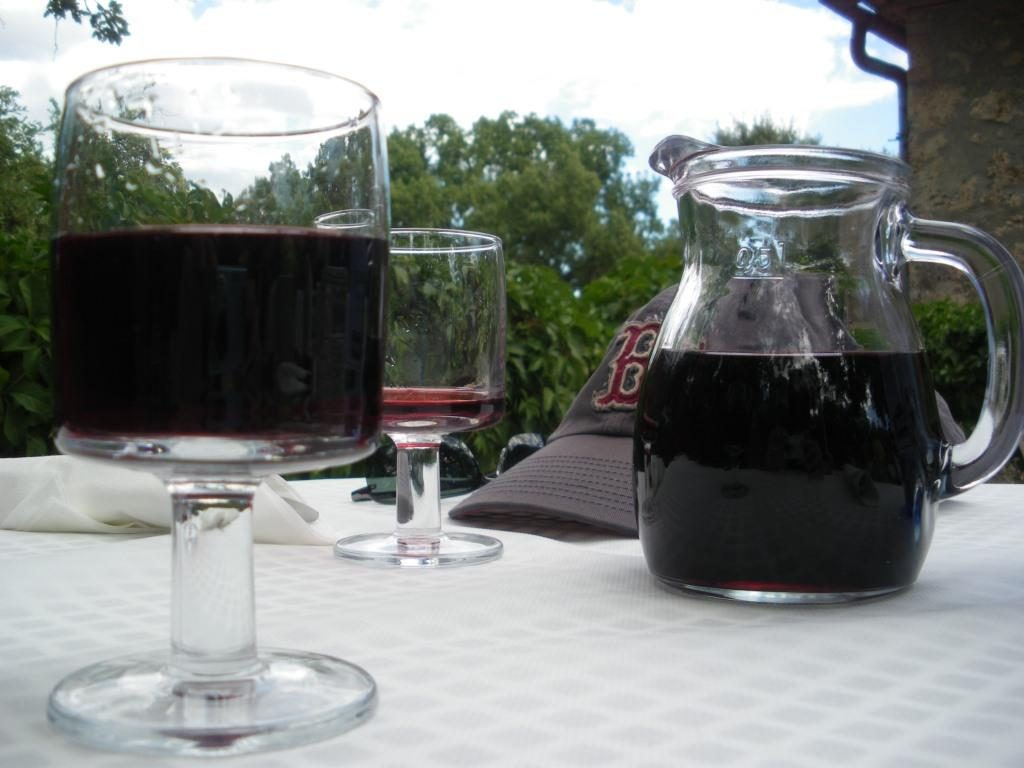 イタリアのテーブルワイン©ぱんたれい