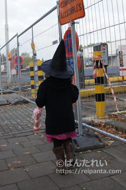 ベルギーのハロウィン13©ぱんたれい