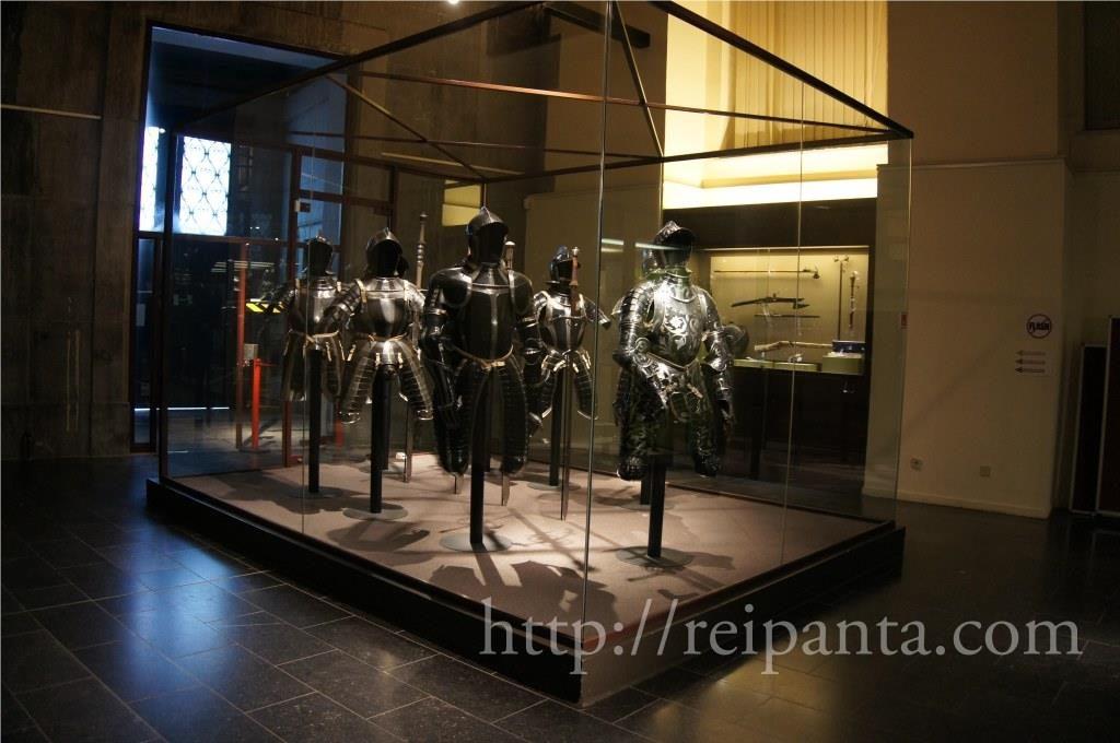 王立軍事歴史博物館3@ぱんたれい