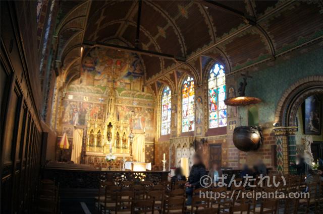 聖血礼拝堂3@ぱんたれい