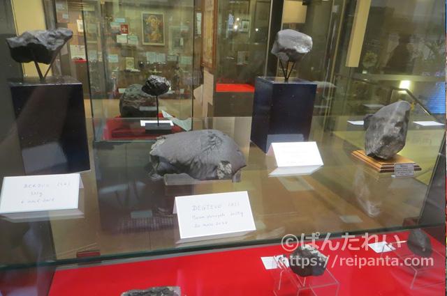 隕石1@ぱんたれい