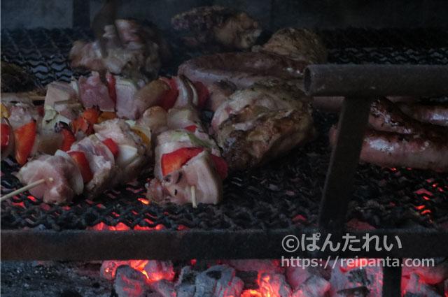 キャンプ15@ぱんたれい