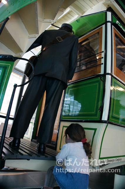 ロンドン交通博物館15@ぱんたれい