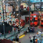 ロンドン交通博物館8@ぱんたれい