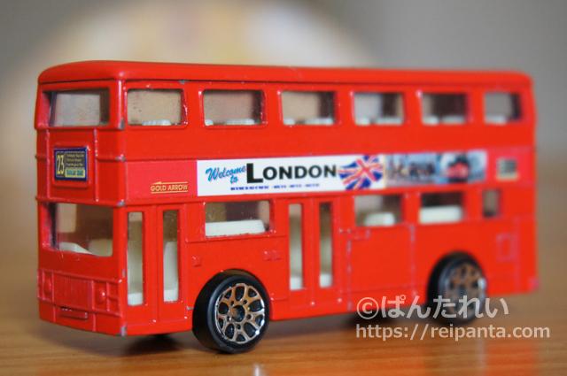 ロンドン交通博物館20@ぱんたれい