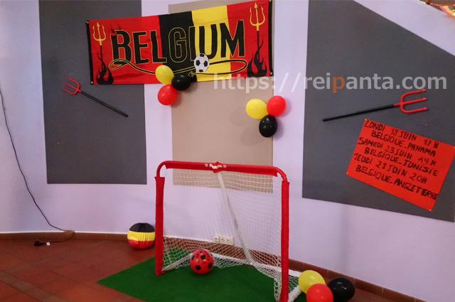 ベルギーサッカー-2