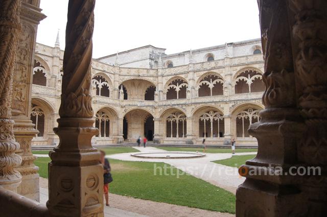 ジェロニモス修道院5