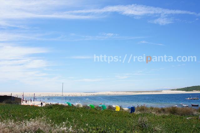ポルトガルの潮干狩り5